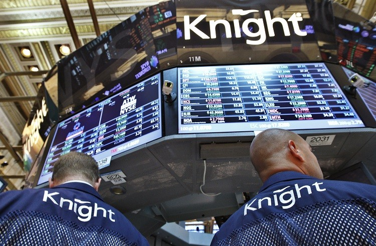 SEC fined Knight Capital for $12m over 1 August 2012 trading glitch (Photo: Reuters)