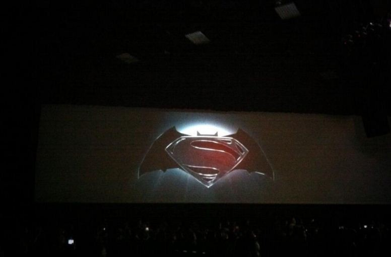 Superman vs Batman Inaugural Scene At US College Football Game