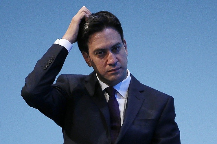 Labour's Ed Miliband pledged to hit payday loan companies with a levy through extra fees or taxes, if Britain's opposition party wins the next general election in 2015 (Photo: Reuters)