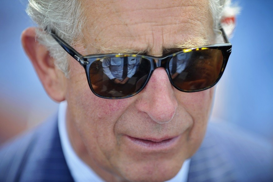 Prince Charles is not backward about coming forward with his opinion PIC: Reuters