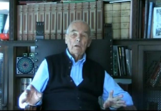 Erich Priebke interview