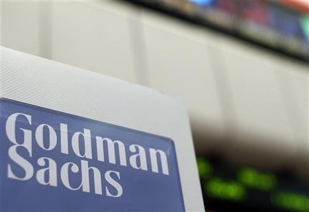 Goldman Sachs paid its employees $12.61bn in 2013