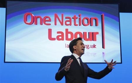 Labour has ramped up its campaign that promises to tackle the rise in living costs (Photo: Reuters)