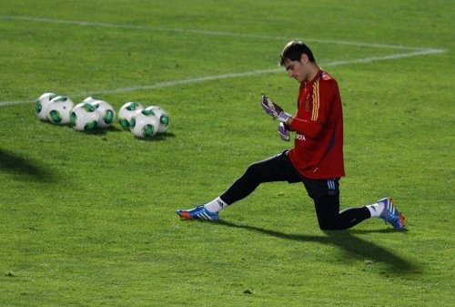 Iker Casillas Spain