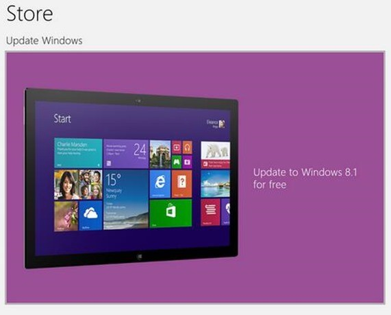 How to Install Windows 8.1 Pro or RT on PC If Windows Store Update Fails [GUIDE]