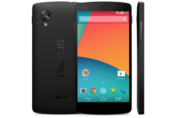 Official Google Nexus 5 Press Image