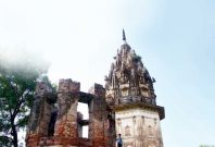 The fort belonged to Raja Rao Ram Bux Singh, a 19th century local ruler and Indian martyr