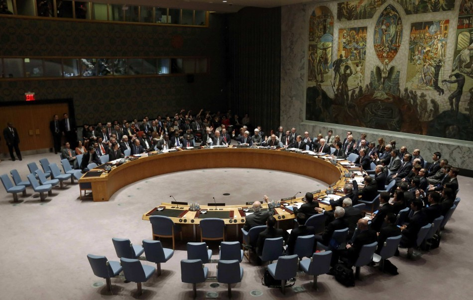 Saudi Arabia rejects UN Security Council membership