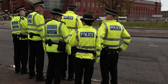 The officer criticised Essex Police for the way it deals  with transgender issues (Reuters)