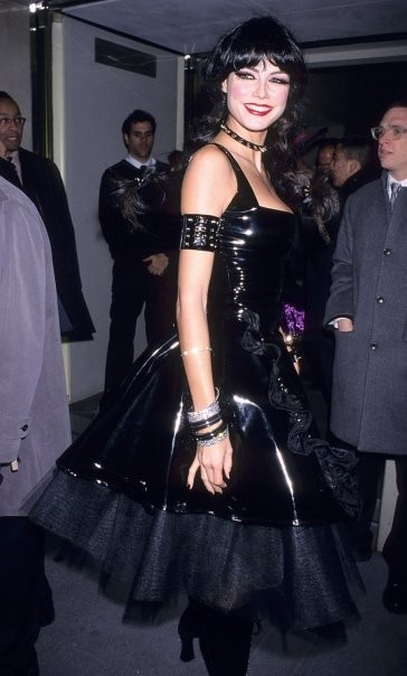 In 2000. NYC [Facebook/HeidiKlum]