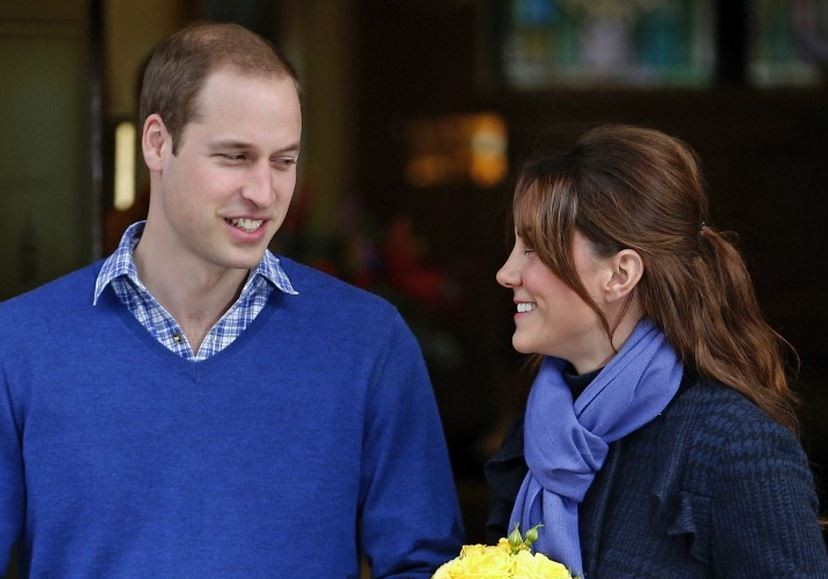 Kate Middleton And Prince William Broke 39 No Boys 39 Policy