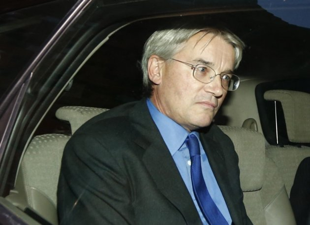 Andrew Mitchell has repeatedly stated he never used 'pleb' to police, like they claimed PIC: Reuters