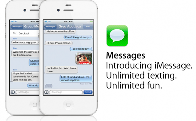 iMessage Not Vulnerable claims Apple