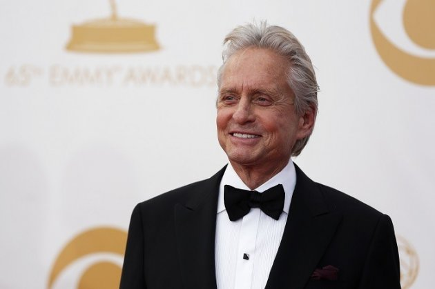 Michael Douglas has had treatment for tongue cancer.