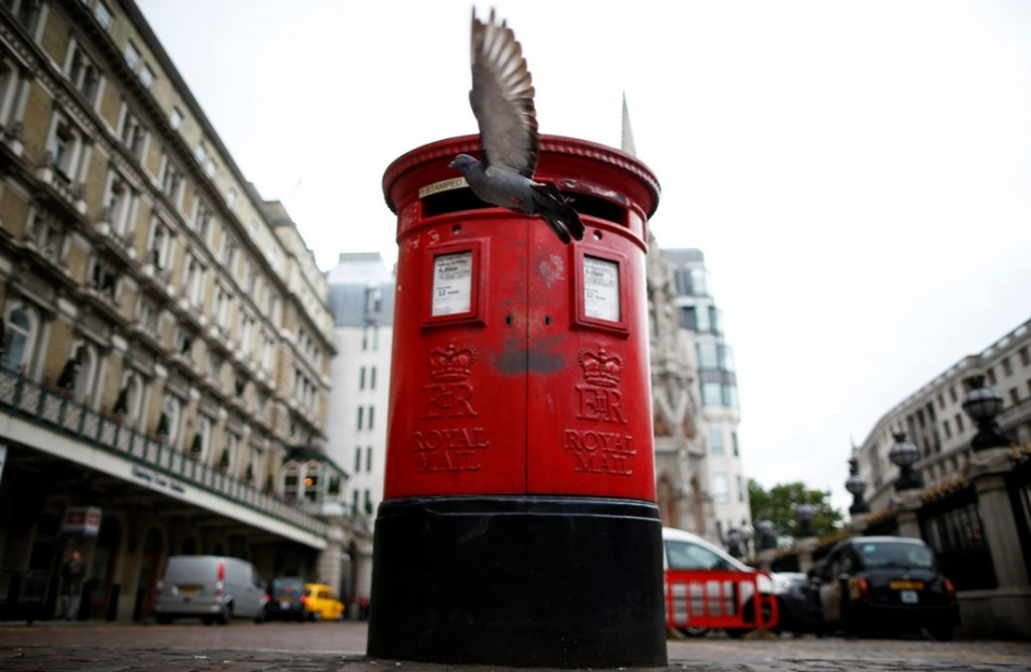Two investment banks claim Royal Mail shares were underpriced