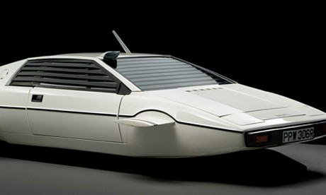 The Lotus Esprit car from The Spy Who Loved Me. (Photo: RM Auctions)