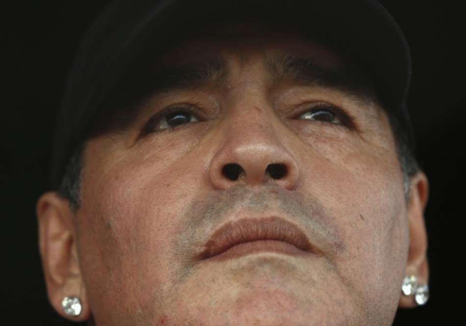 Diego Maradona will have his £33m assets frozen (Reuters)