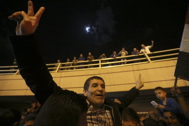 Turkish and Lebanese hostages freed