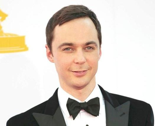 Big Bang Theory star Jim Parsons has opened up about his relationship with longtime boyfriend Todd Spiewak for the first time(Reuters)