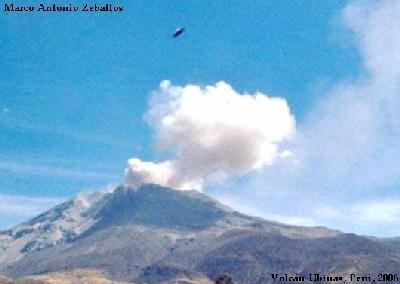 UFO sighting in Peru. (www.nationalufocenter.com)