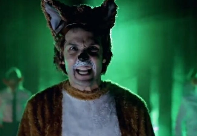 What does the fox say?' ask Ylvis