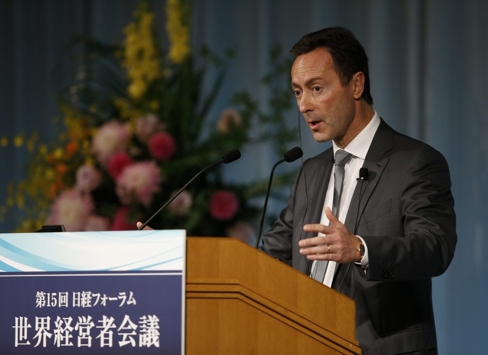Airbus President and CEO Bregier