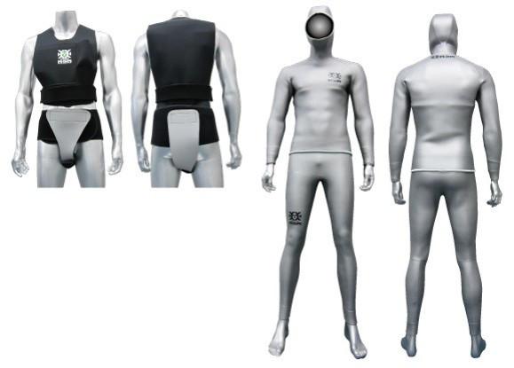 Japanese company comes up with anti-radiation underwear and swimwear to swim near Fukushima