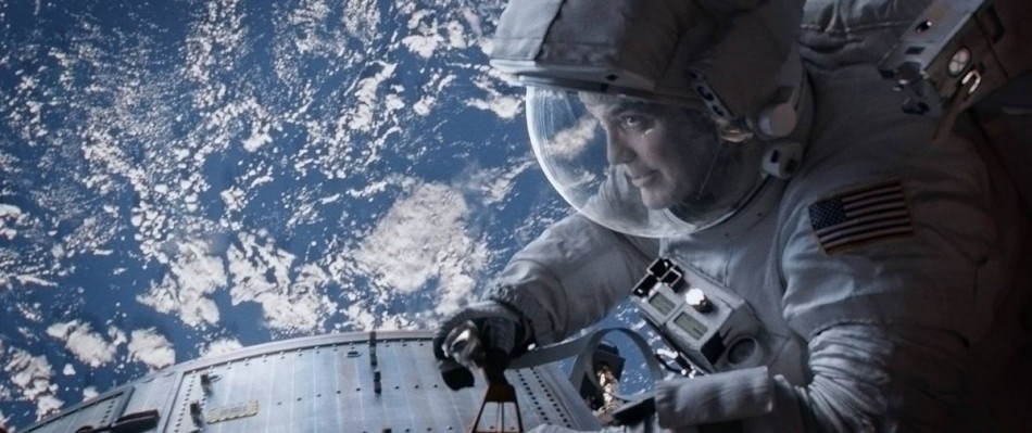 Gravity: Front Runner in Box Office Collections, Rakes in $170m/Facebook/Gravity