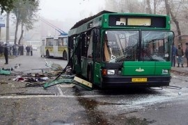 Volgograd Bus Blast