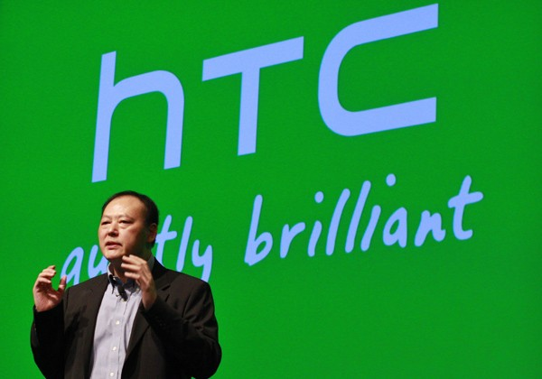HTC CEO Peter Chou Says Company Will Launch 'Disruptive' Tablet