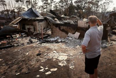 Burnt Houses NSW