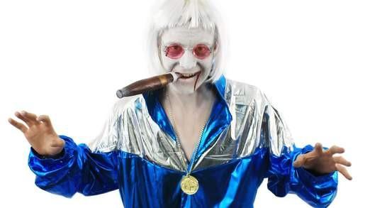 Jimmy Savile Halloween costume was on sale at Amazon
