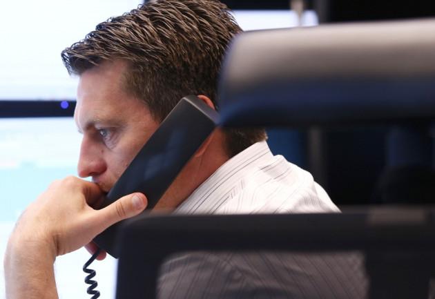 European markets outside the UK opened lower on 22 October