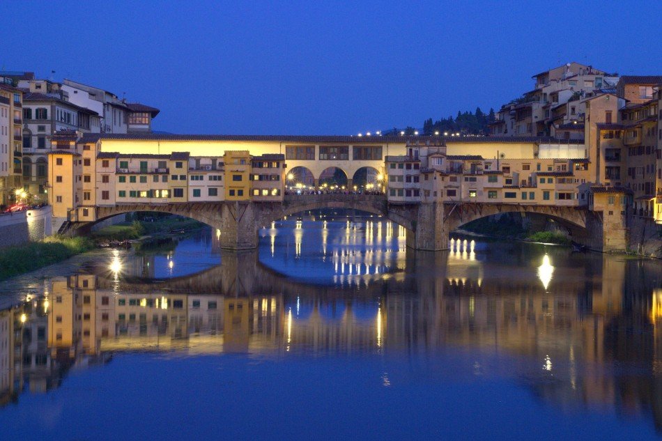 The Italian Old Bridge Ponte Vecchio in Florence. Florence is among the top 25 cities to visit in the world. (Photo: stock.xchng)