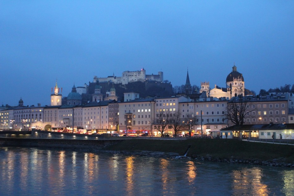 Austrian city Salzburg makes it to the list along with Vienna. (Photo: stock.xchng)