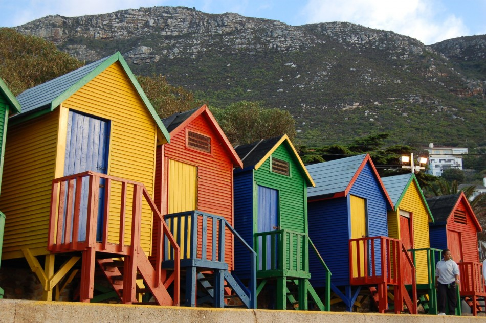 Cape Town is the only African city on Conde Nast's list. (Photo: stock.xchng)
