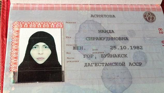 Naida Asiyalova