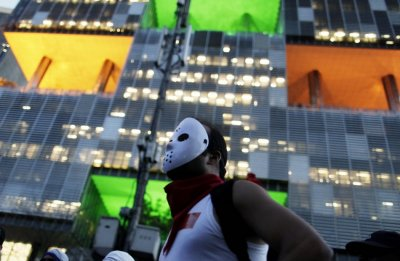 Petrobras protest