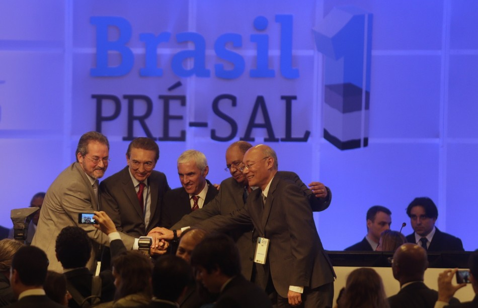 Brazil oil auction