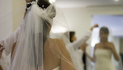 Neil McArdle said he was too scared to tell his wife what he'd done as the wedding was 'all she talked about' (Reuters)