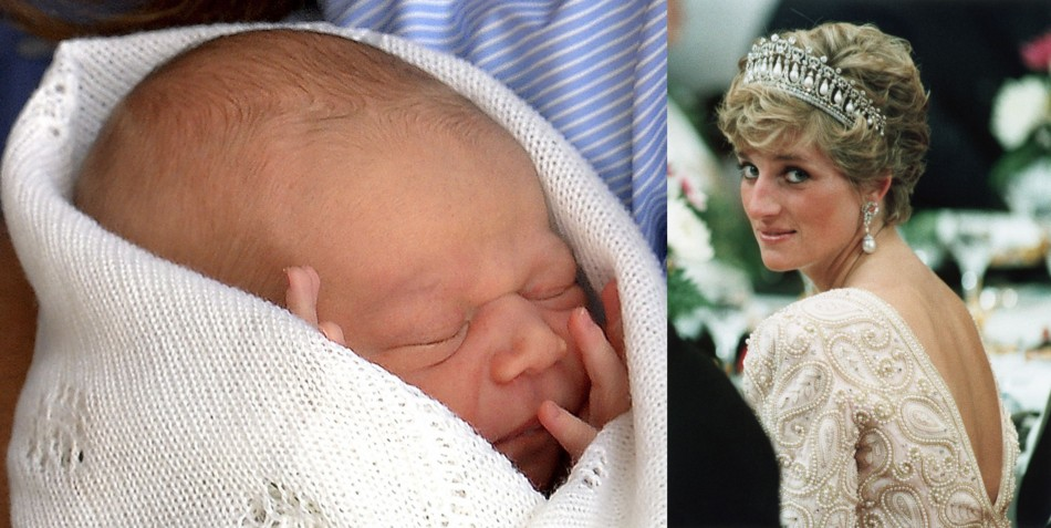 Princess Diana's body rested at Chapel Royal before her funeral in 1997. Sixteen years on, her grandson will be christened at the same chapel. (Photo: Reuters)