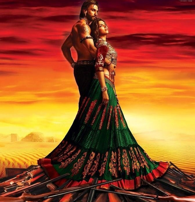Ranveer Singh and Deepika Padukone star in Ram-Leela which will open the 13th Marrakech Film Festival