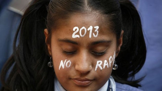 Teenager gang-raped and burnt alive in India
