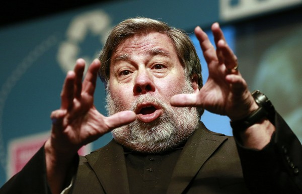 Steve Wozniak: iPhone too small, iPad too big