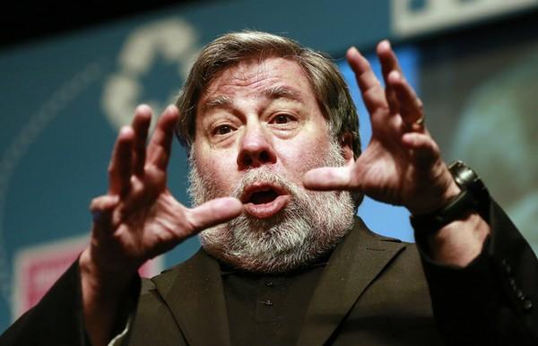 Steve Wozniak Wants Phone to be his Best Friend
