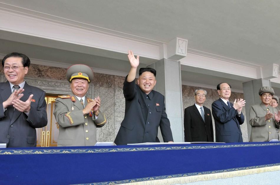 Kim Jong-un degree