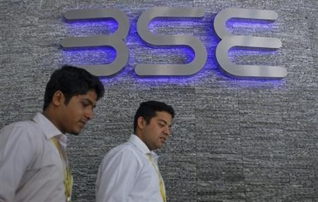 Sensex rises above 21,000 for first time since Nov 2010