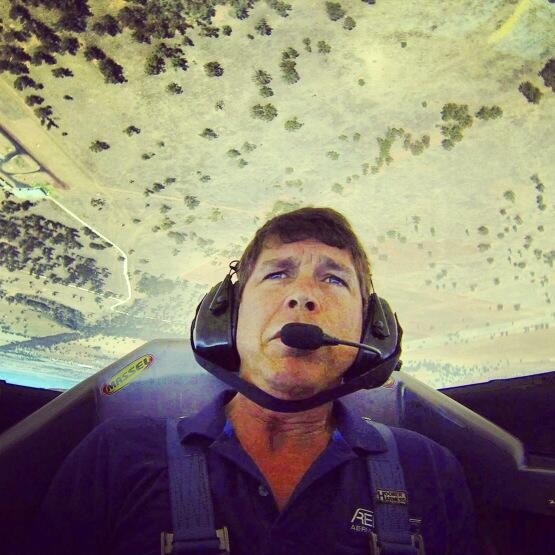 David Black Australian Pilot