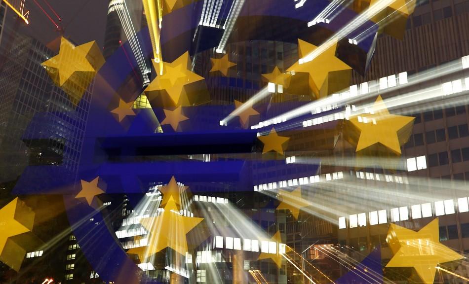 euro sign landmark