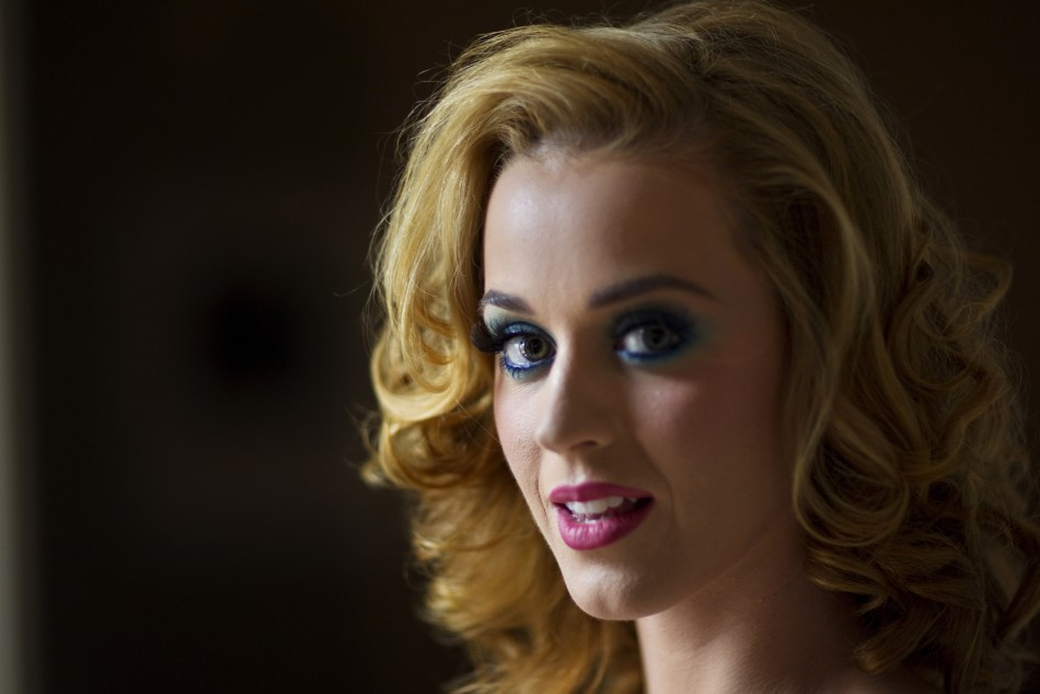 Katy Perry Reveals Eye Popping Facts About Herself/Reuters